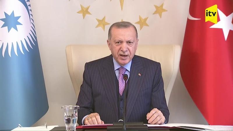 İlham Əliyevin iştirakı ilə Türk Şurasının Qeyri rəsmi Zirvə görüşü CANLI