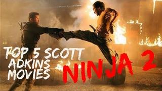 Best Scott Adkins Movies - Number 5 - Ninja: Shadow of a Tear