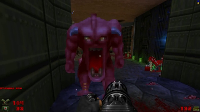Evilution - Remastered by gamerch (MAP01 V1.2)