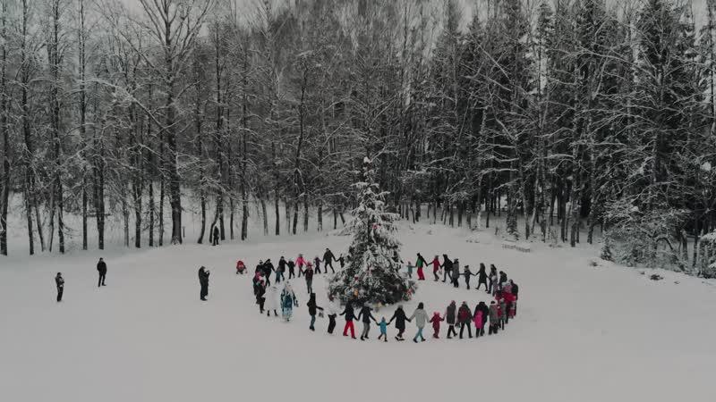 Зимние отдых 2019 в парк отеле Салынь