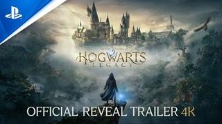 Hogwarts Legacy - Официальный трейлер выхода PS5