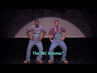 Evolution of Hip - Hop Dancing (with Jimmy Fallon & Will Smith)