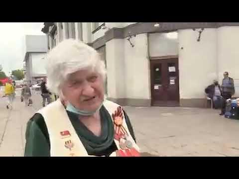 Труженик тыла из Саратова Анна Александровна О власти выборах и терпящем народе
