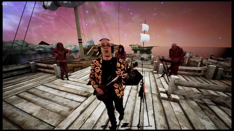 Devin Townsend Triumph LIVE Devin's Crappy Halloween Party 2020