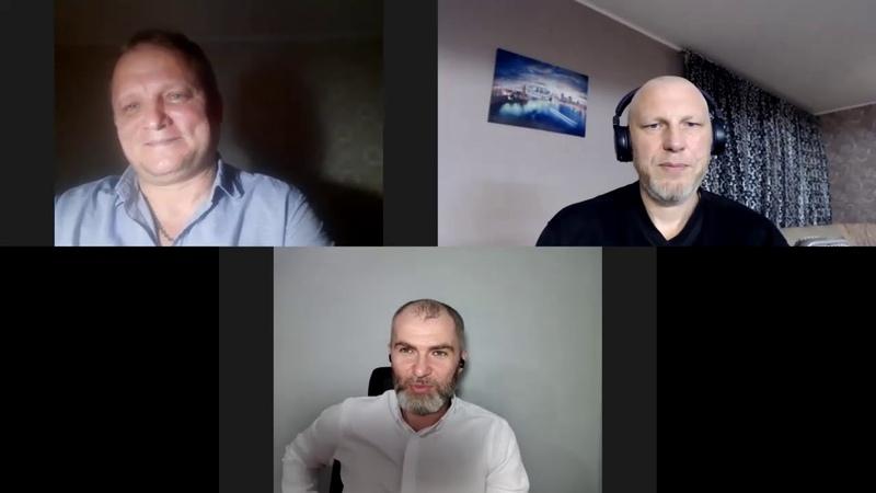 С Максимом Шевцовым и Аланом Мамиевым обсудили ситуацию с ковидом