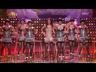 [720p] 131227 Lee Hyori & DYNAMIC DUO - Miss Korea + Bad Girl + BAAAM @ 2013 KBS Gayo Daejun