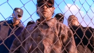 Eazy-E - Real Muthaphuckkin G's (Music Video) HD