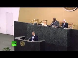 Заседание ООН по ситуации на Украине