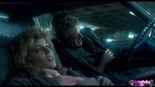 Кайл Рассказывает Саре что Прибыл из Будущего ... отрывок из (Терминатор/The Terminator) 1984