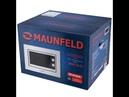 Встраиваемая микроволновая печь Maunfeld купить в интернет-магазине Мвидео в Москве, Спб — Микроволновые печи встраиваемые