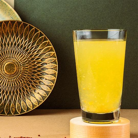 Гречишный чай мандарин-специи