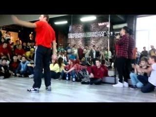 Bboy PacMan & Bboy Tip - OnTop Breakers