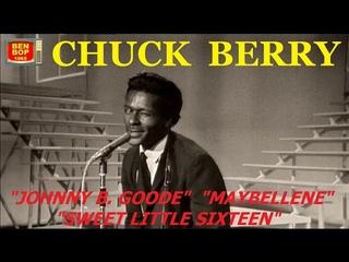 CHUCK BERRY (1964)  Show Full Performance - 720p