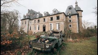 Заброшенный замок криминального авторитета