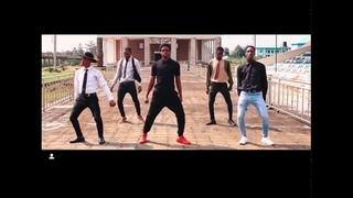 The #Chokolution Dance (Tio Choko's Thrust)