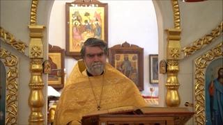 Евангелие от Луки гл. 15 с 11 по 32 стих. Проповедь протоиерея Романа Гуцу в Неделю о блудном сыне