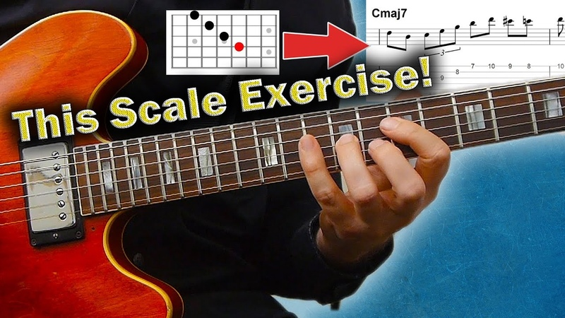 The Most Important Scale Exercise In Jazz