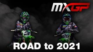Road to 2021: Episode 3 - Monster Energy Kawasaki Racing Team | MXGP