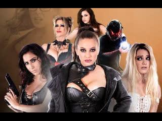 April ONeil, Abigail Mac, Cherie DeVille, Kenna James Fantasy Factory Wastelands