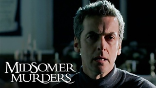 Peter Capaldi Prepared To Win At All Costs| Inspector Barnaby's Midsomer Murders