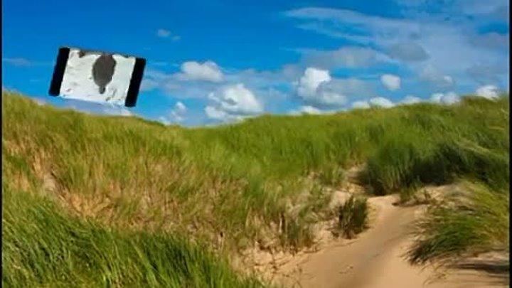 Долгая дорога в дюнах