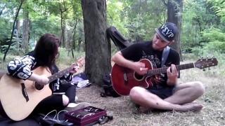 Punish Band (Николай Шаповалов) и Каролина Грей, Stone Sour cоver