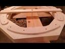 люстра колесо телеги. wooden chandelier wheel DIY