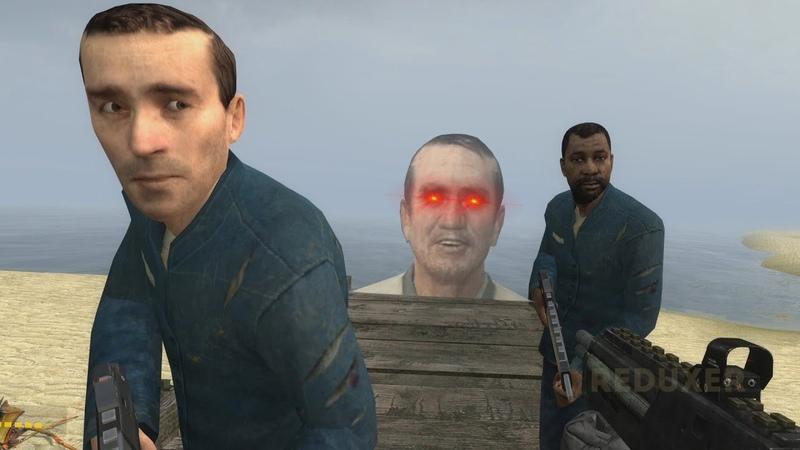 Баги и Трюки в Half-Life 2
