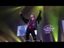 170408 B A P Front Row Zelo Solo Dancing NYC