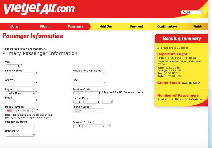Как сайты аэрокомпаний используют UX дизайн, чтобы получить наши деньги, изображение №4