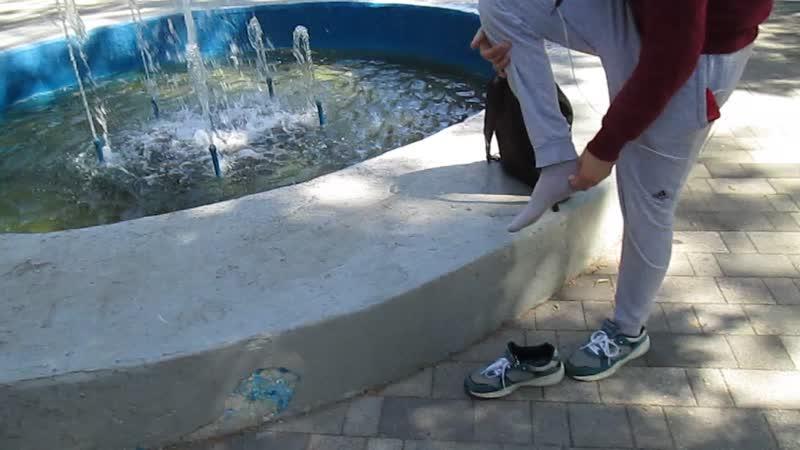 Руслан в столице ВДВ Рязани потянуло в фонтан принять ванны традиция десантуры 16 августа 2020 года