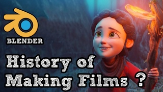 12 films Created Using Blender