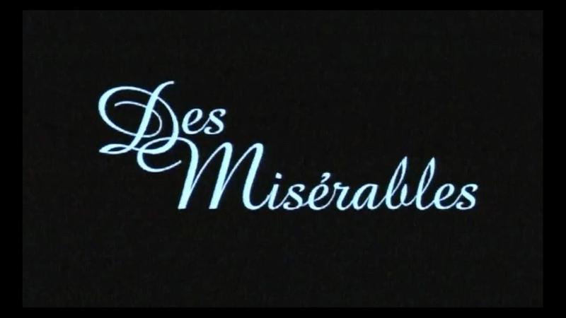 LES MISÉRABLES 1995 WebRip en Français