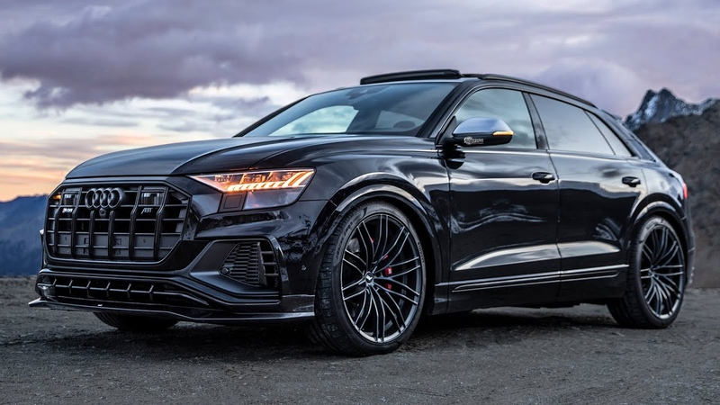 WORLD PREMIERE 2020 AUDI SQ8 ABT 520hp 970Nm This over the RSQ8 It's AWESOME