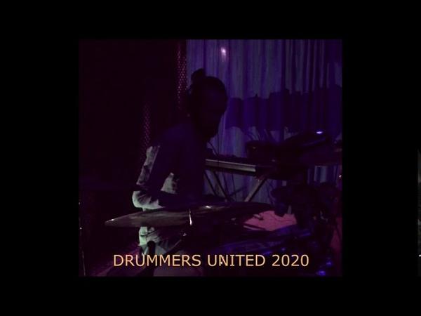 Конкурс Drummers United 2020 Сафронов Александр Алексеевич 33 года город Орёл ВстаСтраОг джем