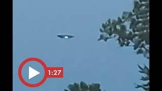 UFO Spotted On New Jersey's Route 21, Was it Real???
