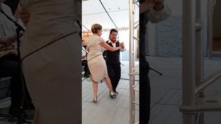 Аргентинское танго. Александр и Ольга Кутыревы
