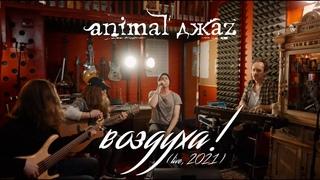 Animal ДжаZ — Воздуха! (Акустика, Live, 2021)