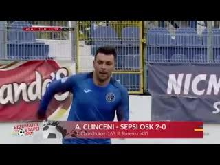 Лучшие моменты 9-го тура Чемпионата Румынии 2020-21
