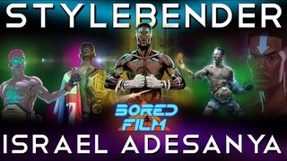 Israel Adesanya - The Last Stylebender (Original Bored Film Documentary)
