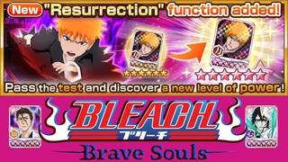 ОБЗОР ОБНОВЛЕНИЯ  (RESURRECTION/УПРОЩЁННОЕ УЛУЧШЕНИЕ/АЛЬБОМ)   Bleach Brave Souls #359