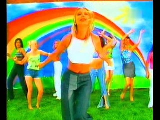 Комета - Радуга (2001) / Cometa - Rainbow (Russian 2001 techno pop)
