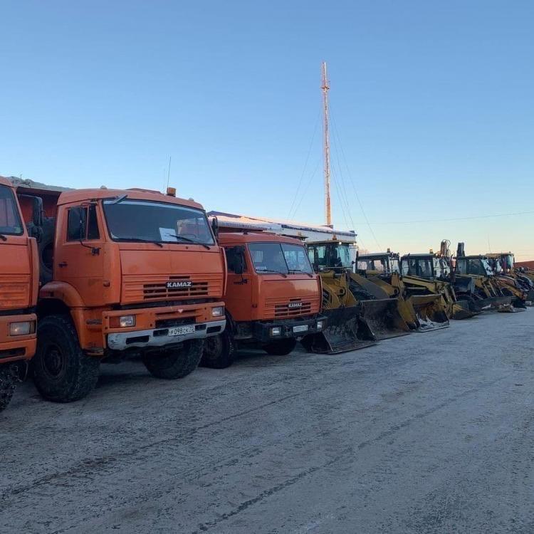 Готовность техники к работе в зимних условиях оценили в Тобольске