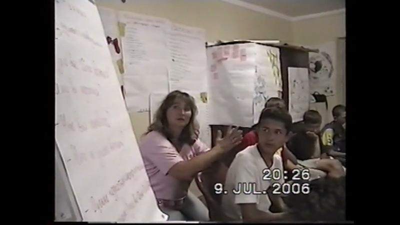 9 07 2006г Тренинг Равный Равному в Черноморке Одесской обл