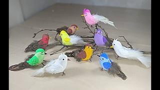 Птичка своими руками, как сделать птичку очень просто и быстро