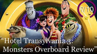 Hotel Transylvania 3: Monsters Overboard Review [PS4, Switch, Xbox One, & PC]