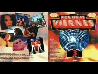 POR FIN ES VIERNES VOL 3   MAX MUSIC MEXICO