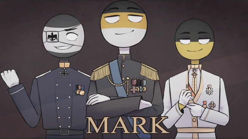 MARK MEME | (Countryhumans)