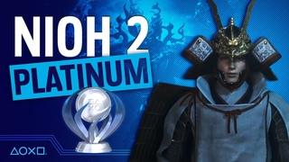 PS4 - Nioh 2