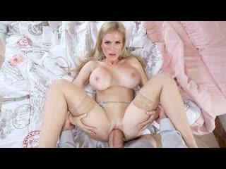 Casca Akashova - The Date (MILF, Big Tits, Big Ass, Blowjob, Blonde, POV, Hardcore)